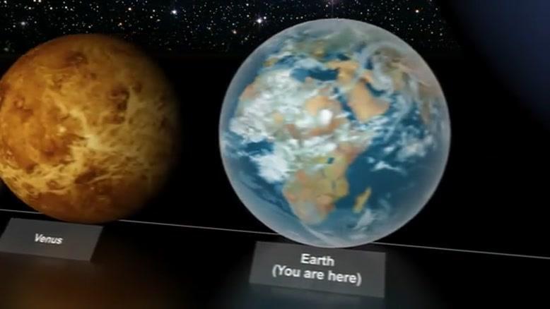 زمین به این بزرگی چقدر میتونه کوچیک باشه؟؟؟؟