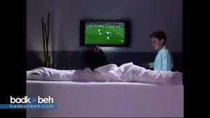 بهترین آگهی تلویزیونی سال ۲۰۰۶ ال جی در جهان