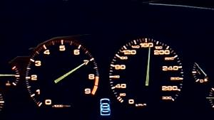 تست سرعت هوندا NSX