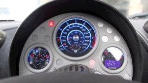 نمایش Porsche Carrera GT - Koenigsegg CCX - SSC