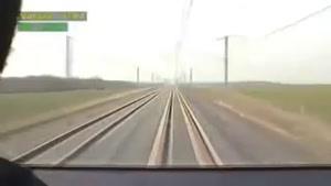 سريعترين قطار جهان