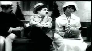 طنز زیبا و قدیمی چارلی چاپلین قسمت ماساژ