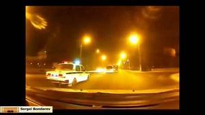 شکار تصادف ماشین با دوربین - راننده های بد قسمت ۷