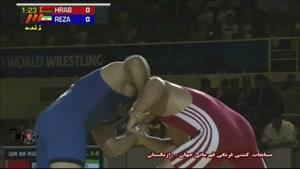کشتی فرنگی قهرمانی جهان ۹۸ کیلوگرم
