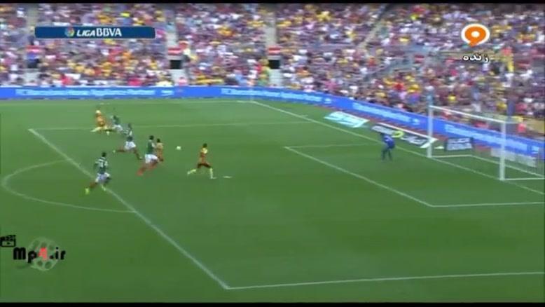 بارسلونا ۲-۰  بیلبائو