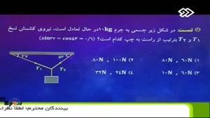 پرواز کنکوری ها -  درس فیزیک