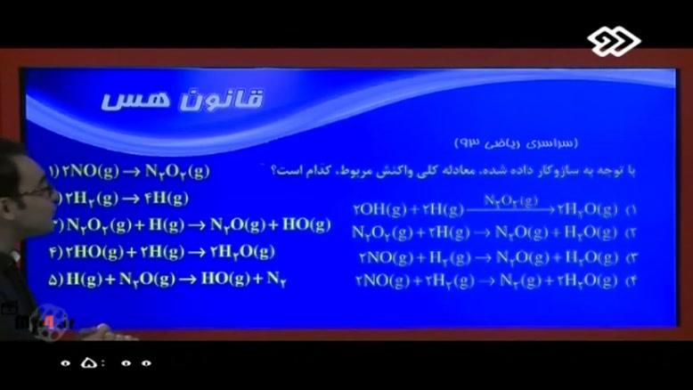 کنکور آسان است - شیمی