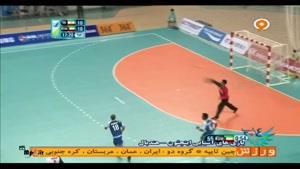 بازی های آسیایی - مسابقه هندبال ایران و کویت