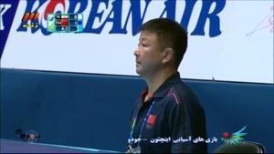 مسابقه ی جودو ایران و چین - محمد جمالی