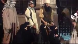 خرید و فروش دختران توسط داعش