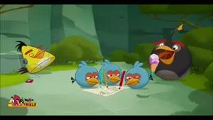 پرندگان خشمگین - خارج از خدمت