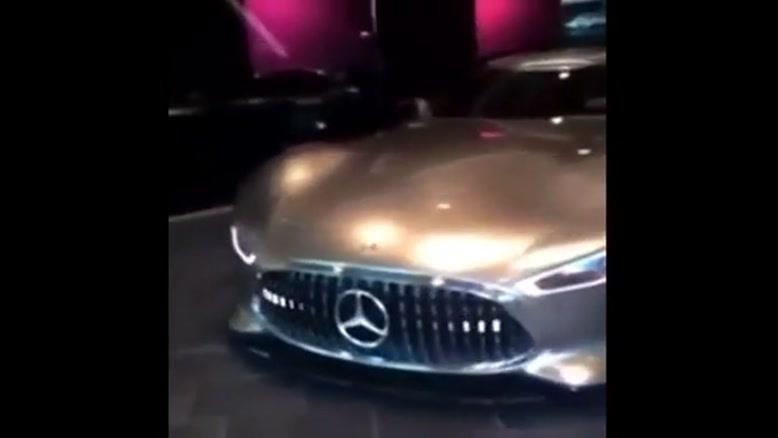 جدیدترین خودرو بنز