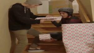 جعبه کادو جادویی