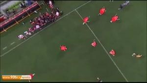 افتتاحیه ی بازی های جام ملت های آسیا