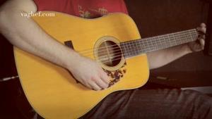 تست صدای گیتار آکوستیک تنگلوود مدل TW۴۰ D AN E