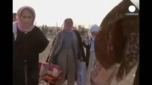آزادی غیرمنتظره کردهای ایزدی توسط گروه داعش در عرا