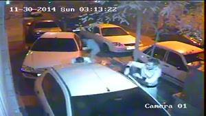 دزدی از ۲۰۶ و پژو پارس در ۳۰ ثانیه