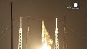 پرتاب فضا پیمای دراگون