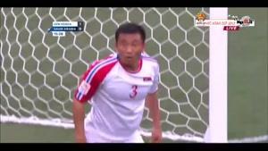 کره شمالی ۱-۴ عربستان