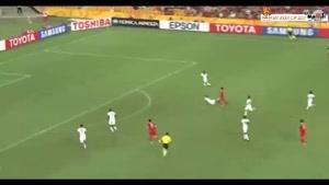 عربستان ۰ - ۱ چین