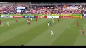 کره جنوبی ۱ - ۰ عمان