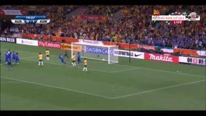 استرالیا ۴ - کویت ۱