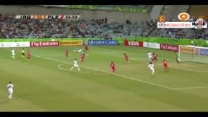 عراق ۲-۰ فلسطین