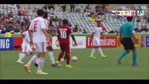امارات ۴-۱ قطر