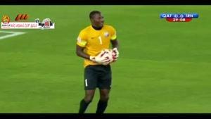 قطر ۰-۱ ایران