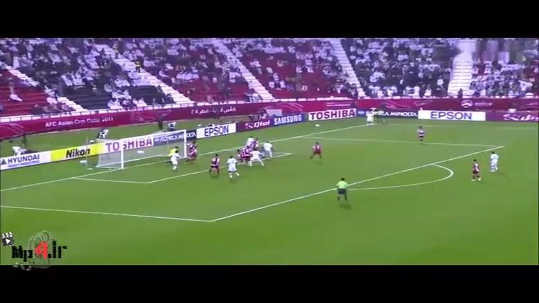 بهترین گل های جام ملت های آسیا ۲۰۱۱