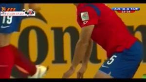 استرالیا ۲ - ۱ کره جنوبی (فینال)