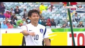 کویت ۰-۱ کره جنوبی