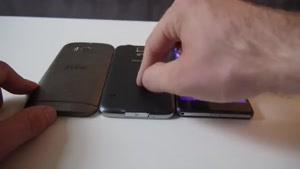 مقایسه گوشیXperia Z۲ vs. One M۸ vs. Galaxy S۵