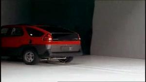 تست تصادف ماشین