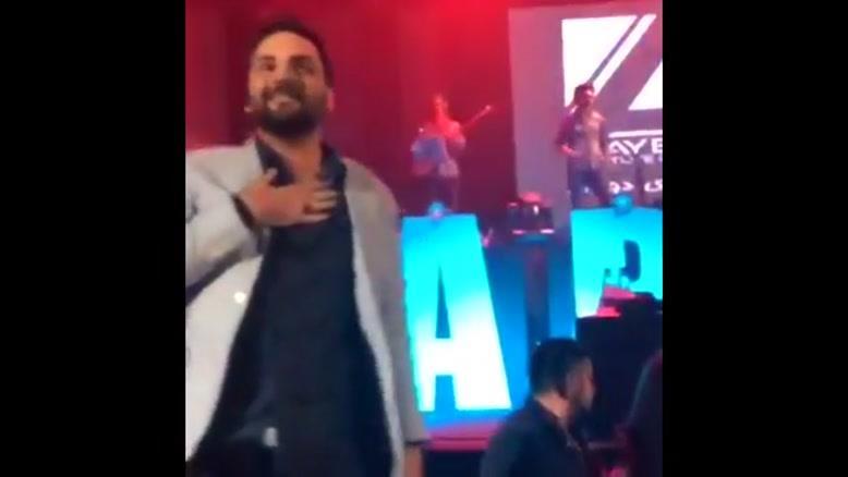 احسان علیخانی در کنسرت