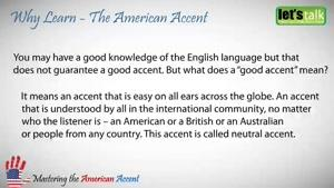 مکالمه لهجه آمریکایی - قسمت اول