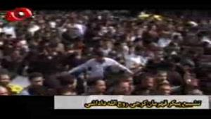 فیلم مراسم تشییع پیکر روح الله داداشی