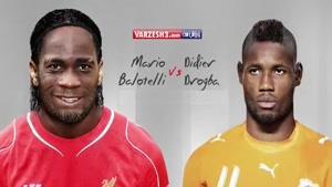 تغییر چهره فوتبالیست ها با هم