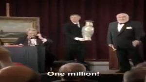 فروش کوزه ی یک میلیون دلاری و ...