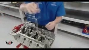 چگونگی و روند ساخت موتور فورد های مسابقه ای