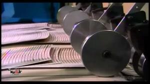 چگونگی ساخت لیوان یکبار مصرف کاغذی