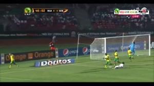 آفریقای جنوبی ۱-۱سنگال