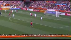 خلاصه بازی کره جنوبی - ازبکستان ۲-۰