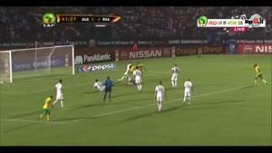 الجزایر ۳-۱ آفریقای جنوبی