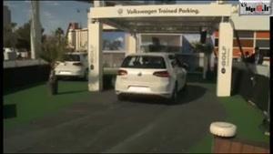 پارک کردن خودرو توسط ساعت هوشمند