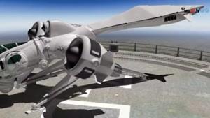 فن آوری پیشرفته در جنگنده ها
