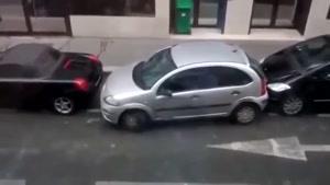پارک کردن خانم ها