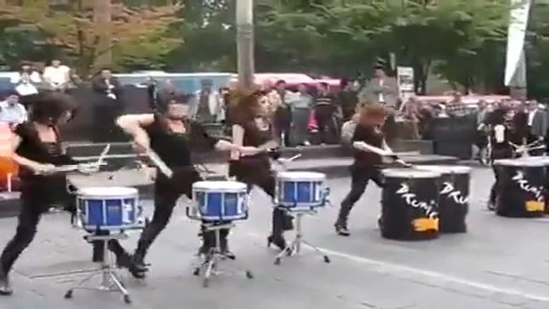 گروه موسیقی خیابانی