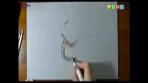 نقاشی انگشتر الماس