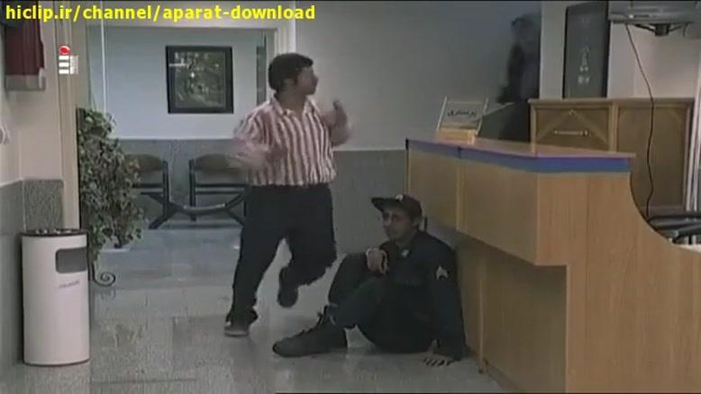سکانس خنده با بازی علی صادقی
